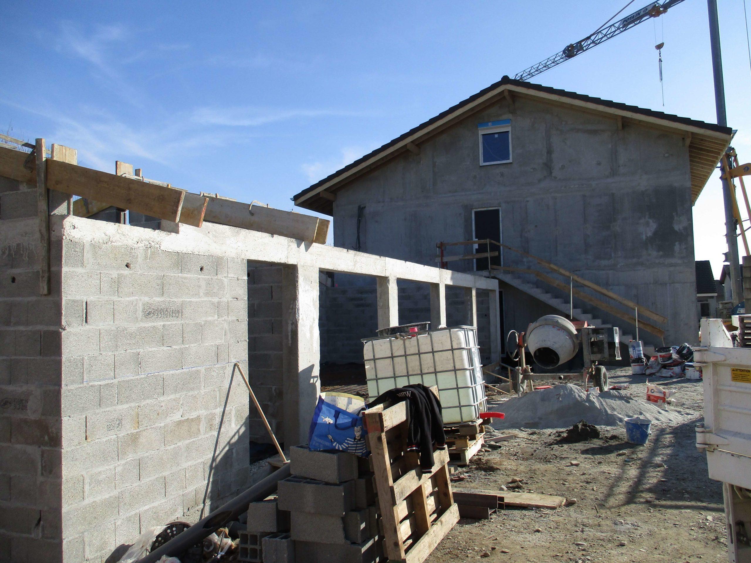 Garages et Menuiseries extérieures