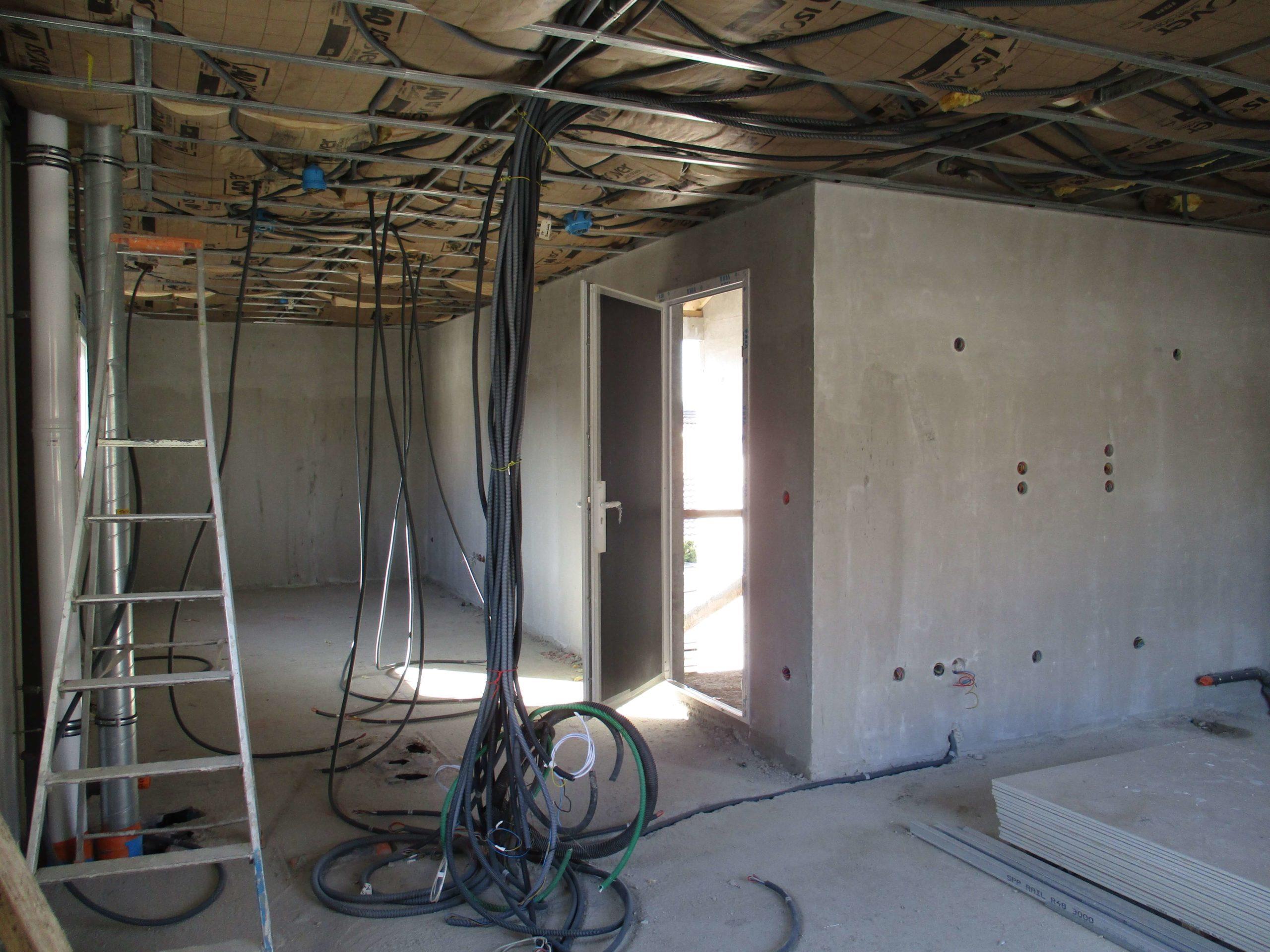 Faux-plafonds & Cloisons
