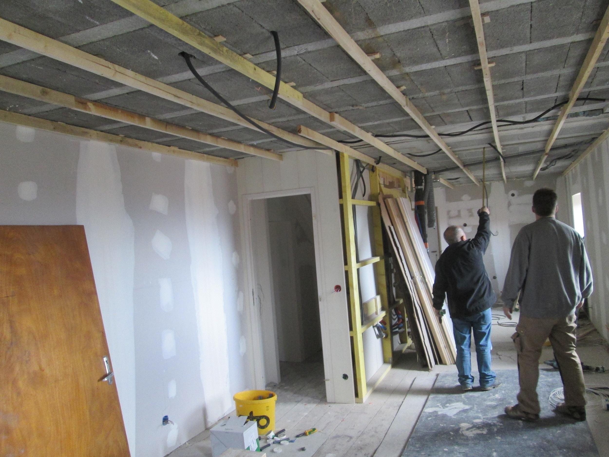 Doublages & Faux-plafonds